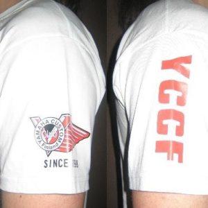 T-paita valkoinen S