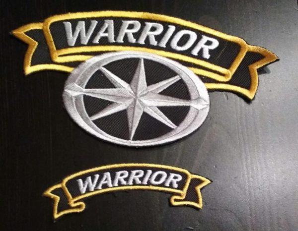Warrior-merkkipari
